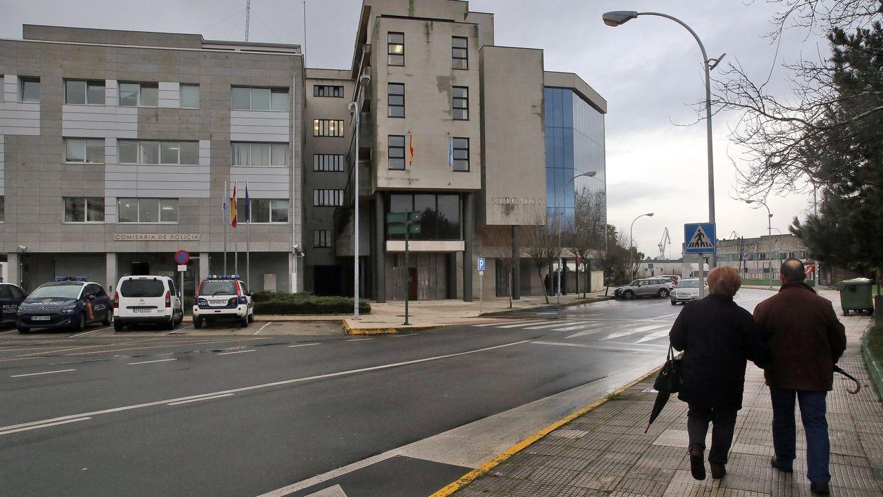 Un momento de las marchas del 25N en Gijón