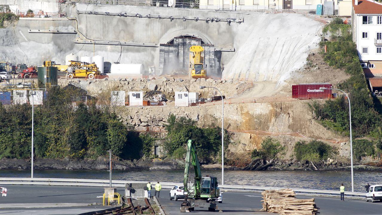La obra del tren a Caneliñas consume la mayor parte de los recursos