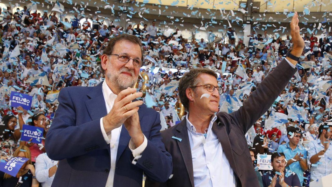 Juicio del 1-0 en directo: el informe final de las defensas.El exsecretario de Estado de Seguridad José Antonio Nieto, durante su declaración en el Tribunal Supremo