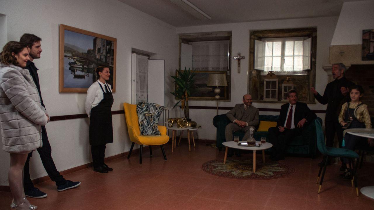 Los premios Feroz, en fotos.Almodóvar