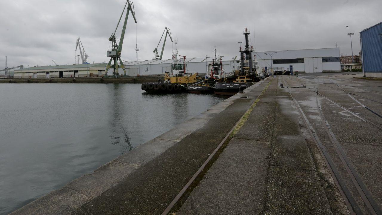 Puerto de Portonovo