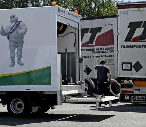 Algunos transportistas no denuncian por miedo a las represalias o porque creen que no sirve de nada.