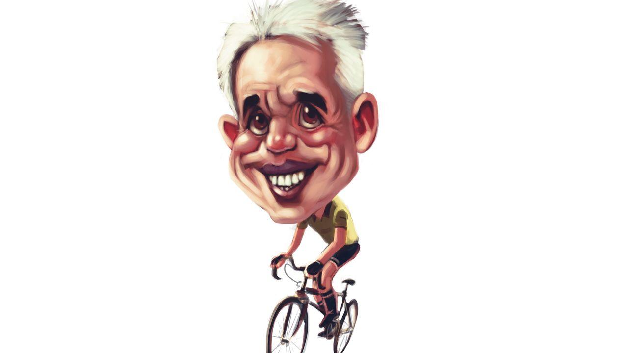 Pablo Torres en la Vuelta a España del 2018