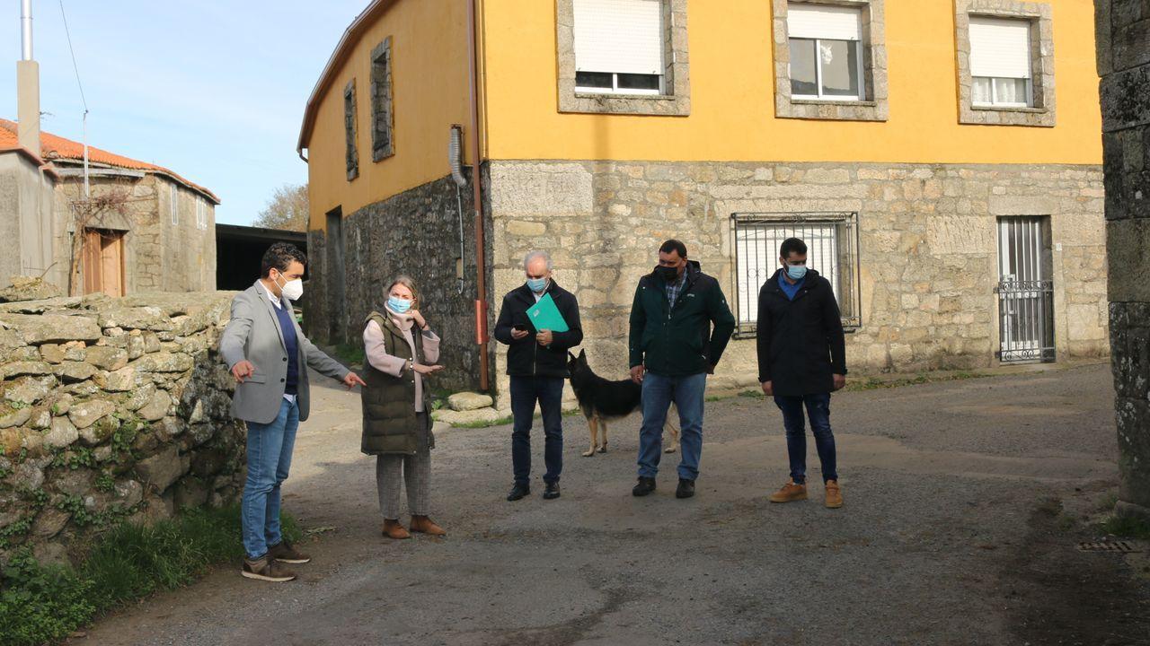 Las obras del centro gallego de innovación en FP terminarán el año que viene