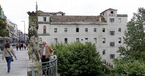 #CalentandoMotores.El asilo de las Hermanitas de los Ancianos Desamparados, en Pi y Margall, 2, fue comprado por Karpin por 8,5 millones.