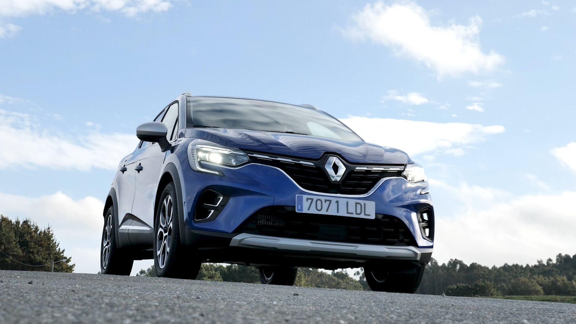 Prueba del nuevo Renault Captur:más espacio y un interior actualizado.Actividad en el IES Xelmírez I (Santiago) para formar a estudiantes en la mediación de conflictos