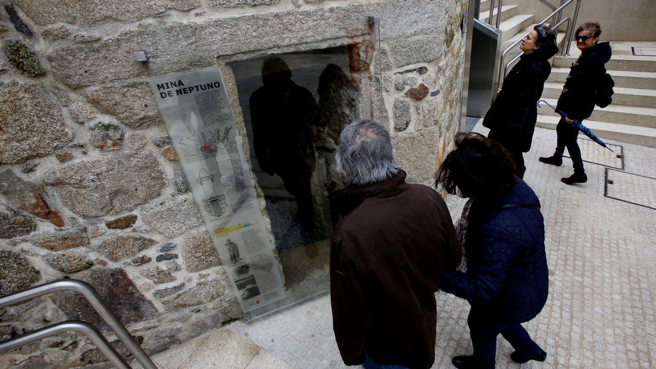 Piden incluir, entre otros, el mosteiro de San Paio de Abeleda, en A Teixeira