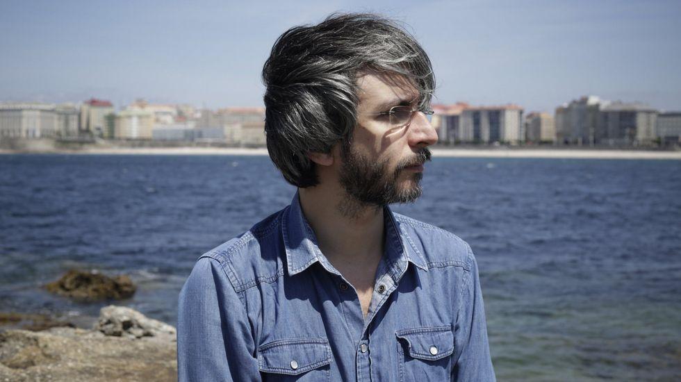 Xoel López es uno de los tres finalistas en la categoría «Canción de autor» de los Premios Martín Códax.
