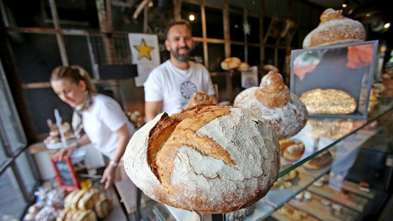 El panadero Miga de Oro Luis Miguel Iglesias será uno de los profesores