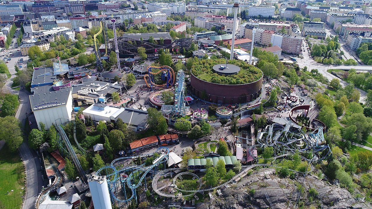 Helsinki Linnanmäki