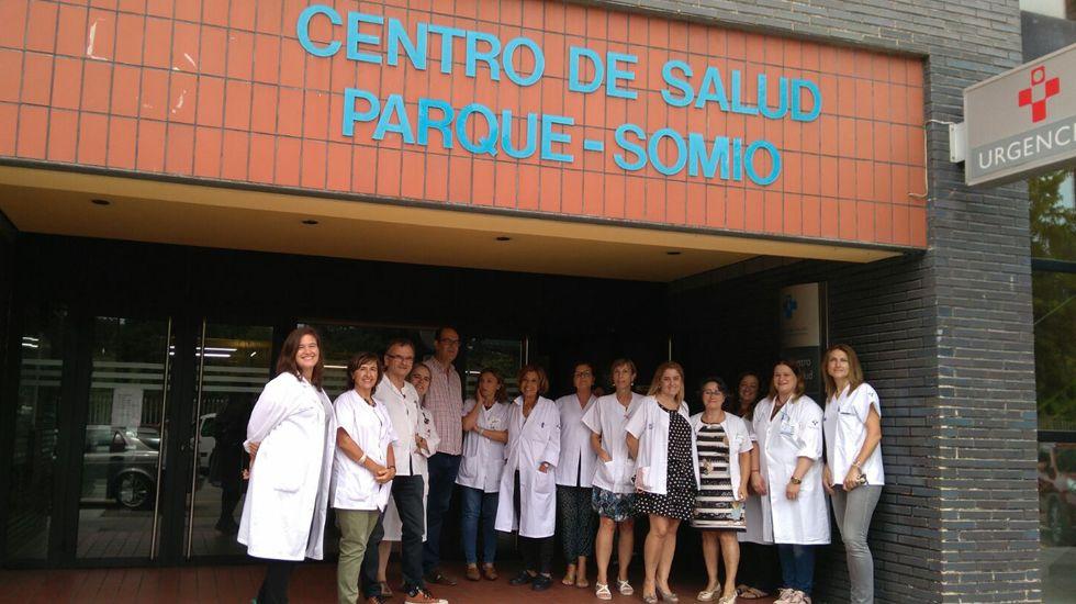 Centro de Salud Parque de Somió