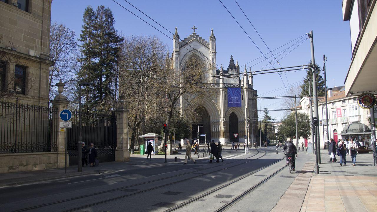 Y los vascos hicieron realidad la Ámsterdam española en Vitoria.Fernández y Vilabrille fueron compañeros en el ejecutivo local