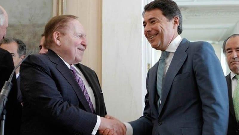 Sheldon Adelson aboga por bombardear Irán