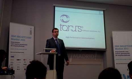 La empresa de base tecnológica Torus es la única gallega que superó la primera fase del programa SME.
