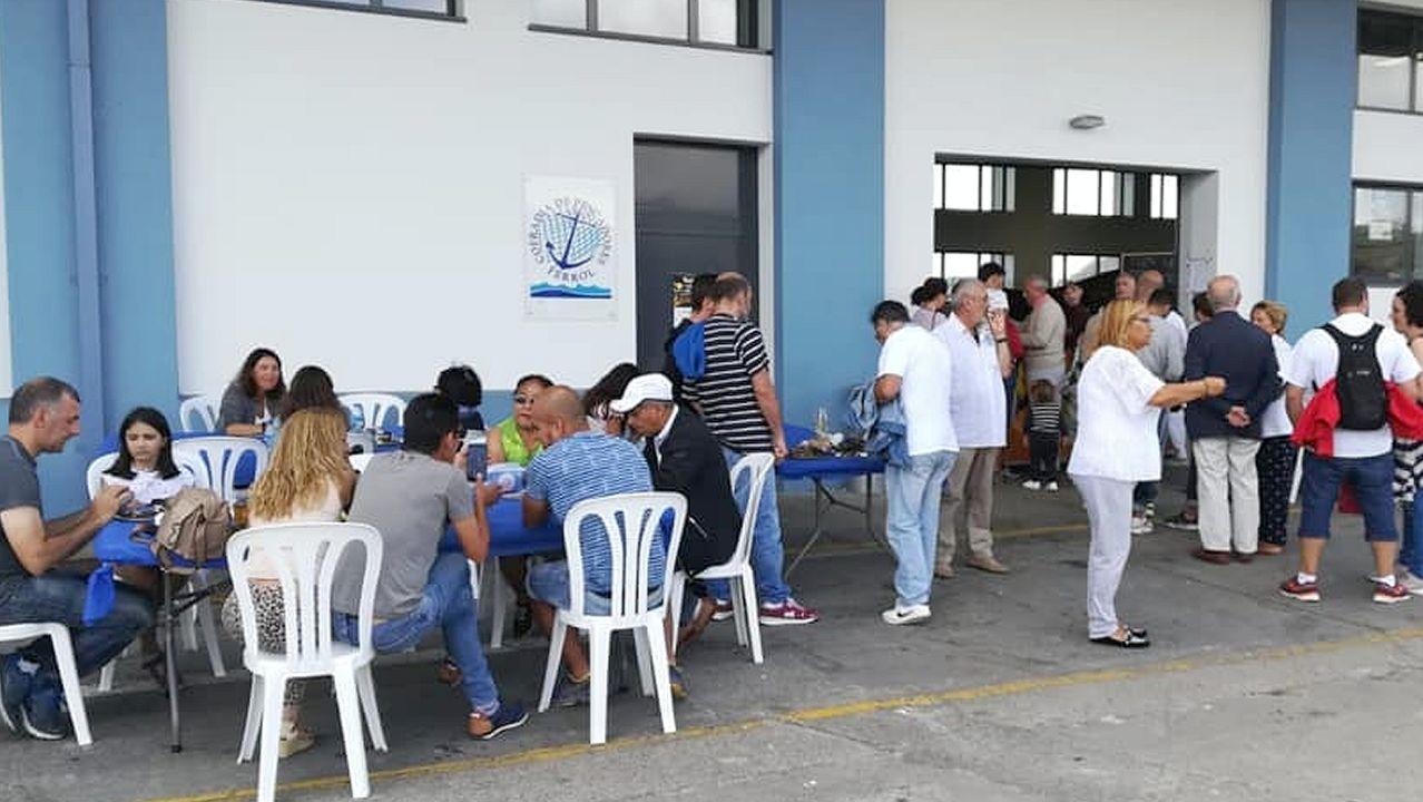 El Cuartel General de la Fuerza de Protección celebró el día 9 en Cartagena un acto de despedida por su traslado