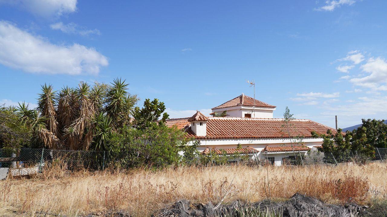 boda, ceremonia, anillos, .Casa donde vivían Tomás Gimeno y sus hijas en Santa Cruz de Tenerife