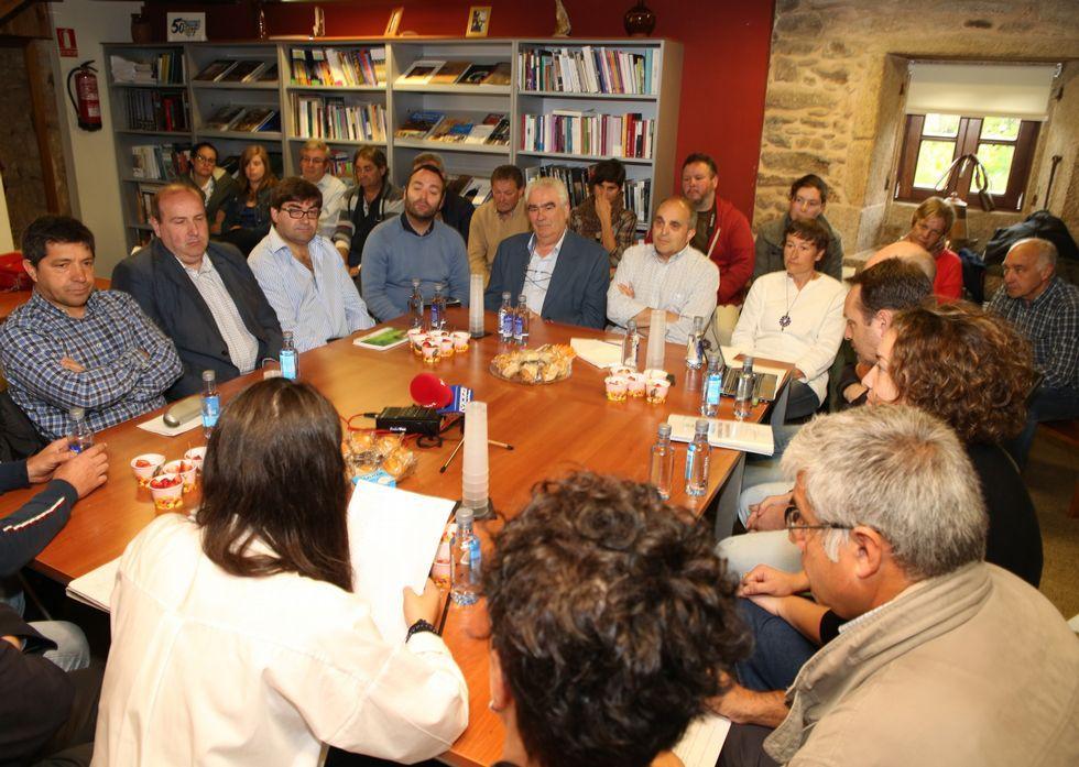 Ocho destinos turísticos en Galicia.<span lang= gl >A Fundación Pondal serviu de punto de encontro para os emprendedores do rural. </span>