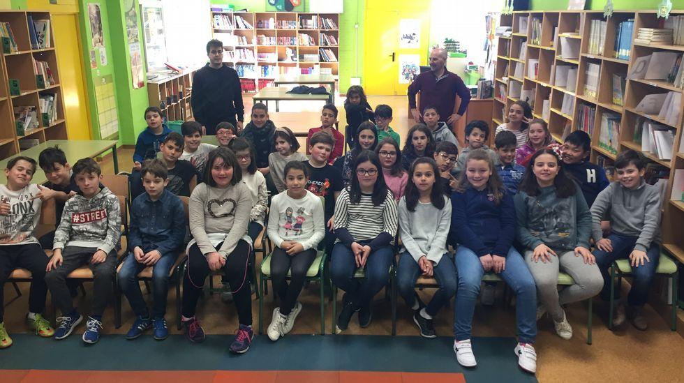 Reunión de correspondentes xuvenís de toda Galicia