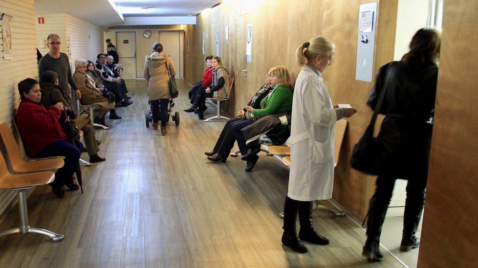 El hospital ofrece a los interesados hacer todos los trámites para cambiarse.