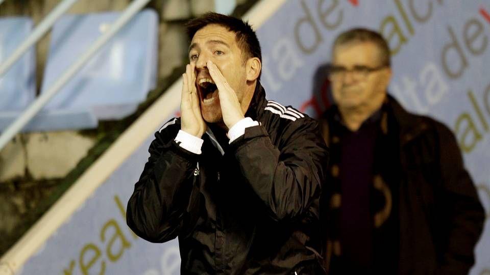 Jonny solo se ha perdido un partido de la primera vuelta y ha jugado tres de las cuatro citas de Copa.