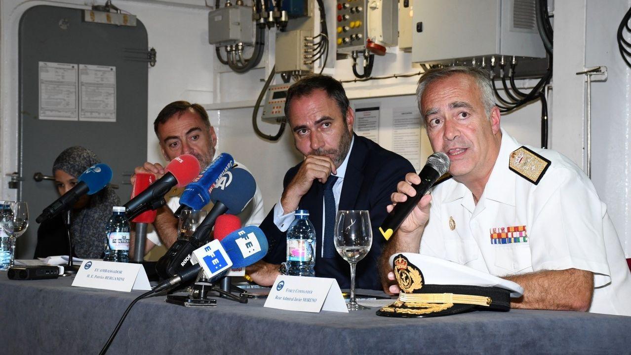 El coronel Manuel Perez