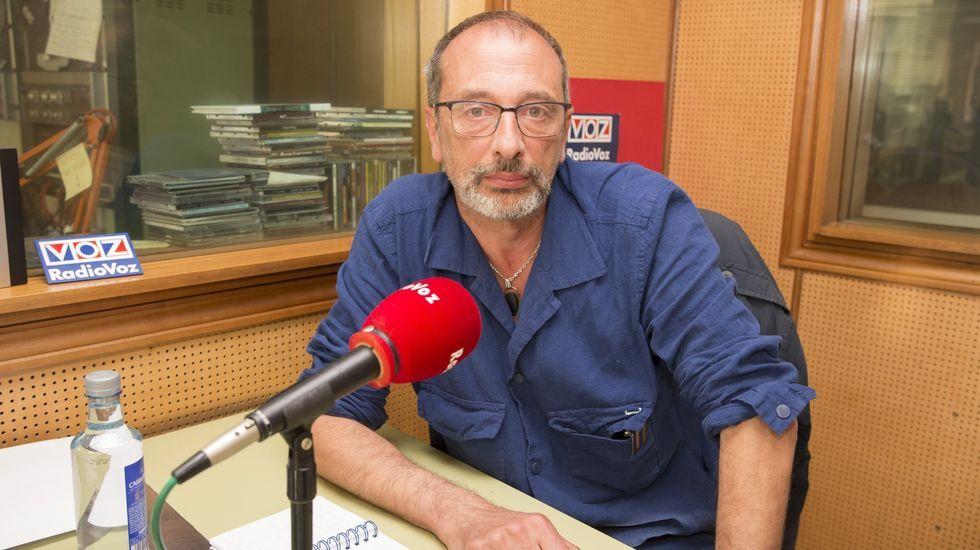 Iago Toba, alcalde de Muxía