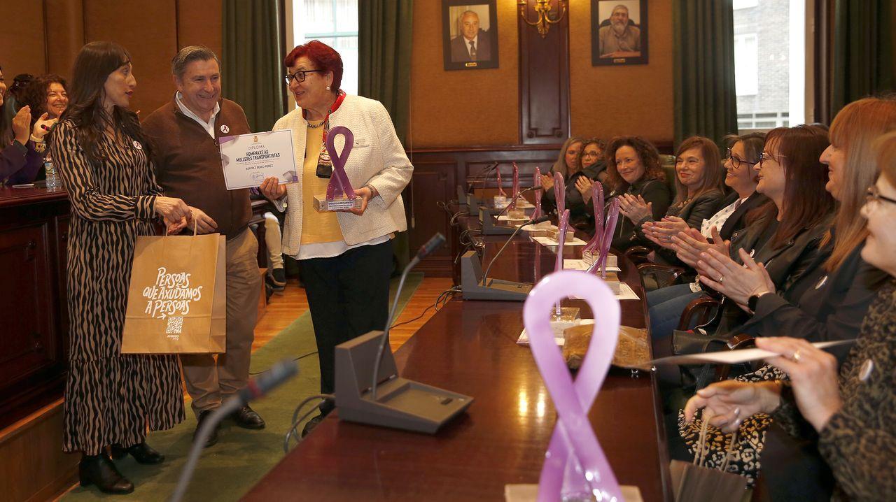 Dia da Muller en Barbanza 2020
