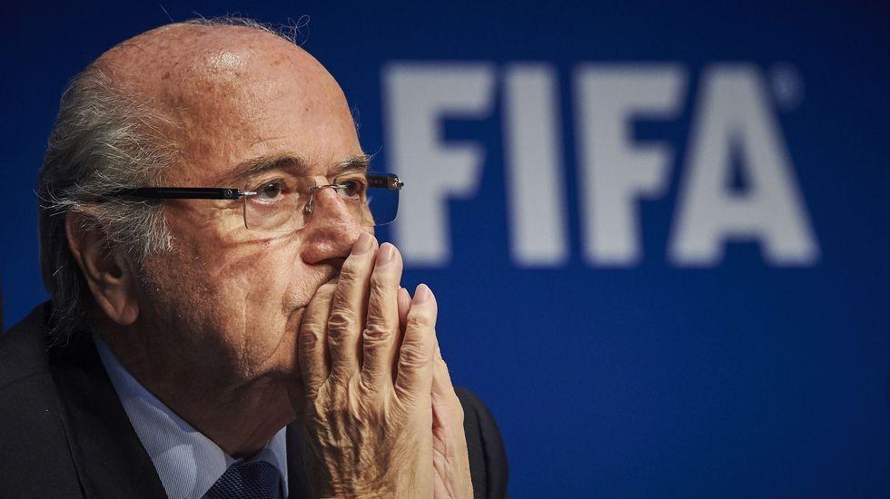 En directo: El congreso de la FIFA