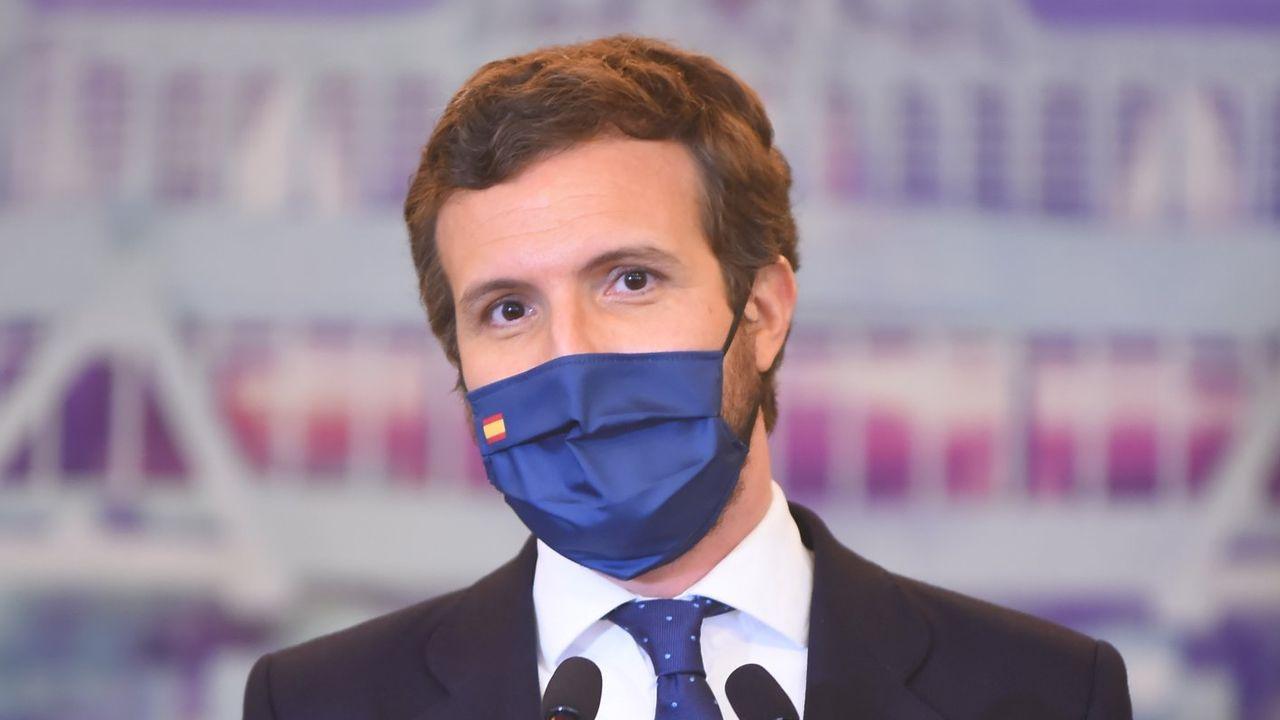 casado th.Pablo Casado, líder del PP