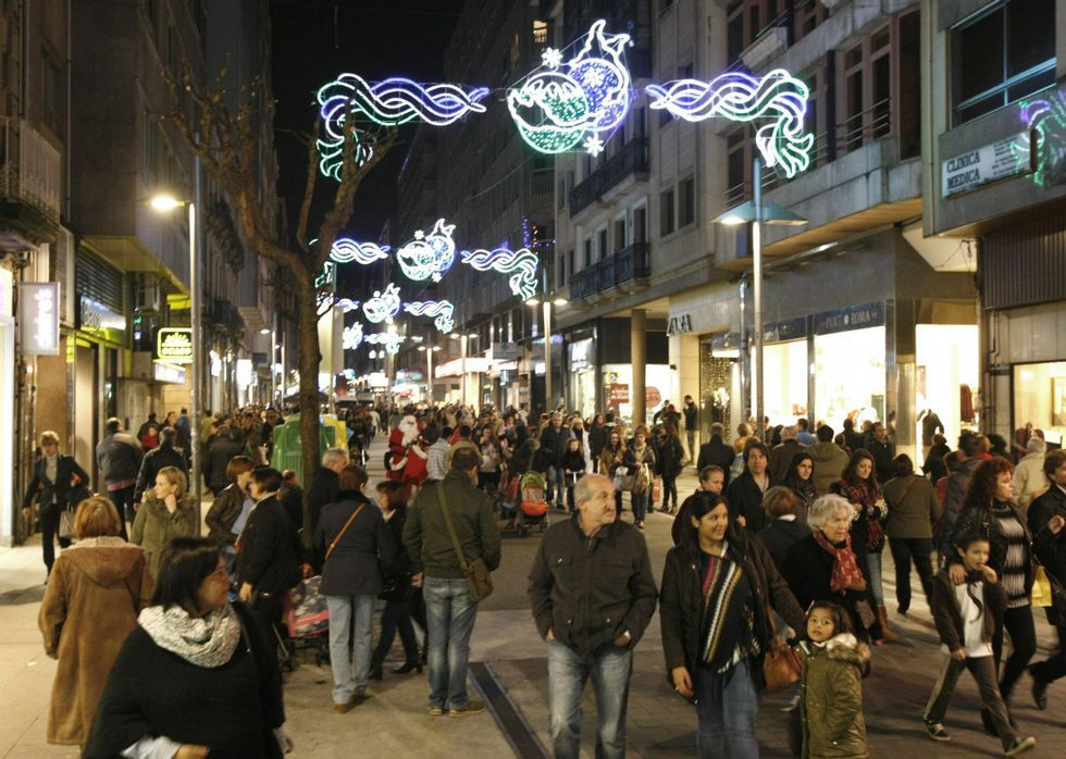 Según el INE, el municipio de Pontevedra tenía a principios de este año 82.539 habitantes.