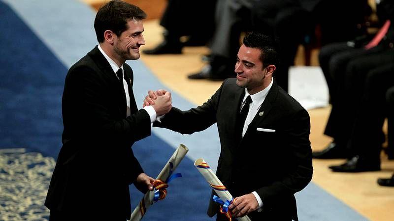 Las mejores imágenes de la ceremonia de los Premios Príncipe de Asturias del 2012.El nivel de destrucción en Siria es dramático.