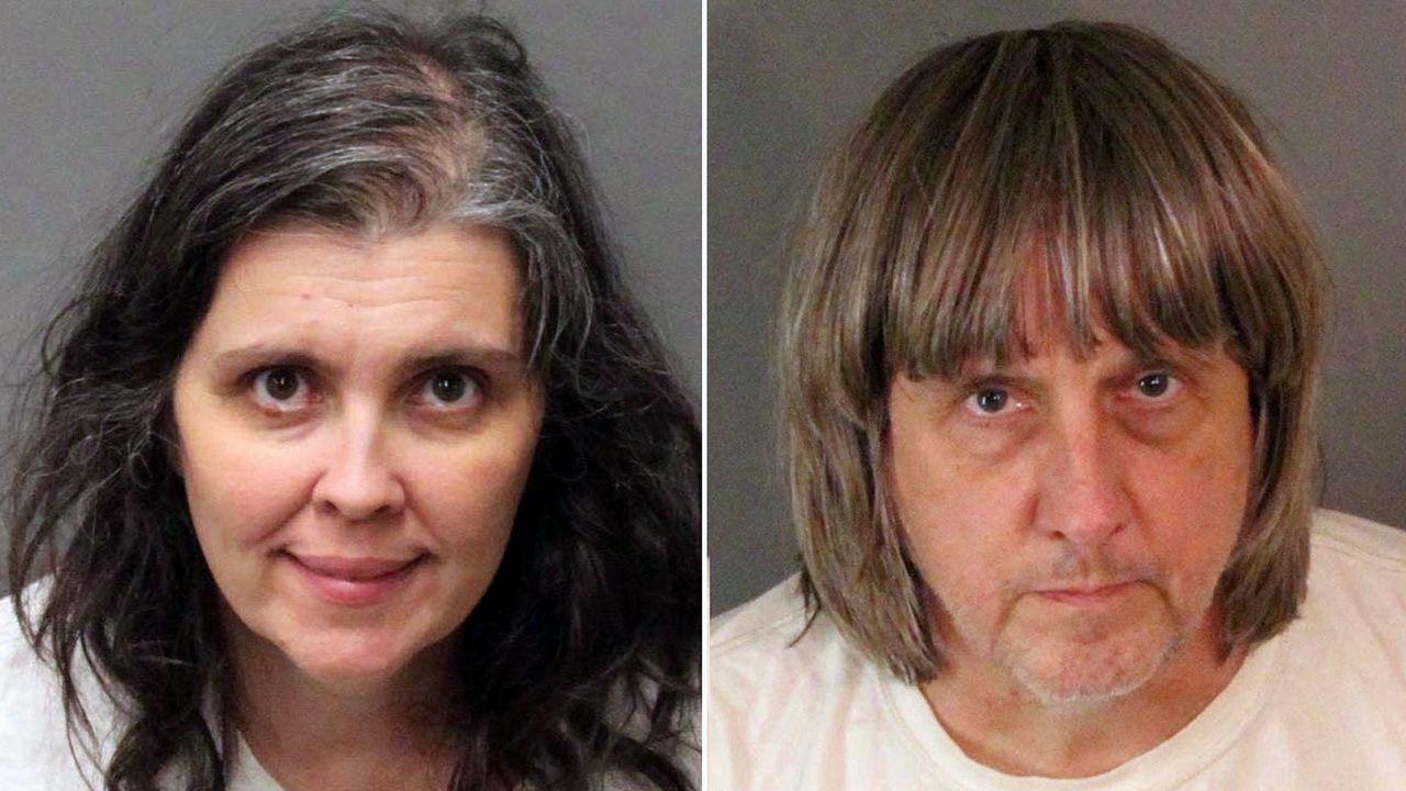 Louise y David Turpin se declararon culpables y arrepentidos del destructivo régimen que impusieron a sus trece hijos