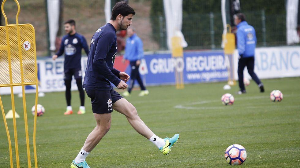El ejército de Seedorf.Armando Álvarez, ex futbolista del Oviedo