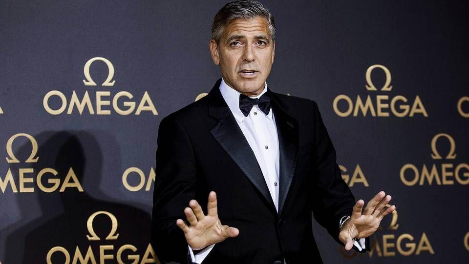 George Clooney revoluciona Venecia