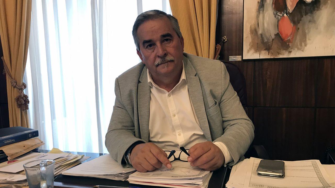 El padre Ángel y la ruta del agradecimiento.Anibal Vázquez