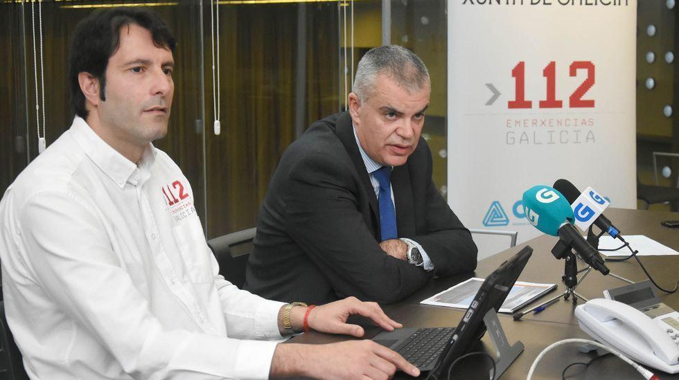 José Enrique Alcázar Sánchez-Vizcaíno y Carlos Vázquez Prego