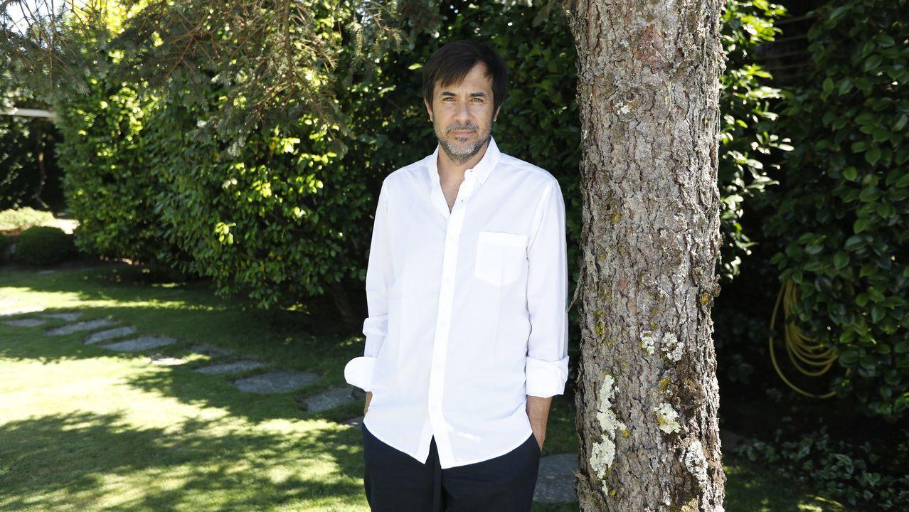 El vigués Luis Solano es el editor de Libros del Asteroide, la editorial independiente fundada en Barcelona que este 2020 cumple 15 años
