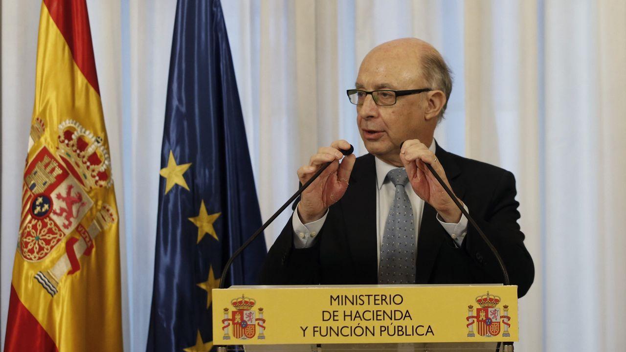 La exministra de Economia, Elena Salgado