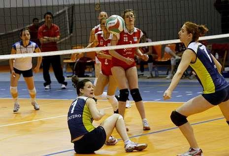 El equipo monfortino podría regresar a la élite del voleibol español la próxima temporada.