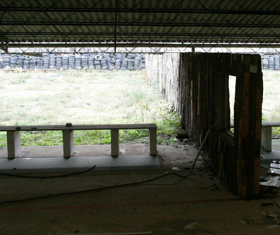 Instalaciones abandonadas