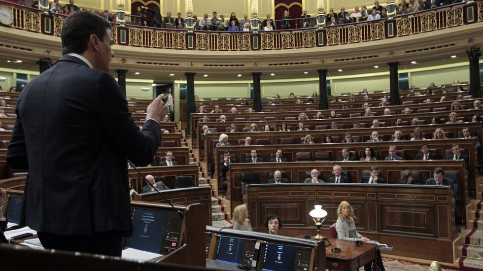 Rey Varela comezou onte a exercer como xefe de campaña do PP.