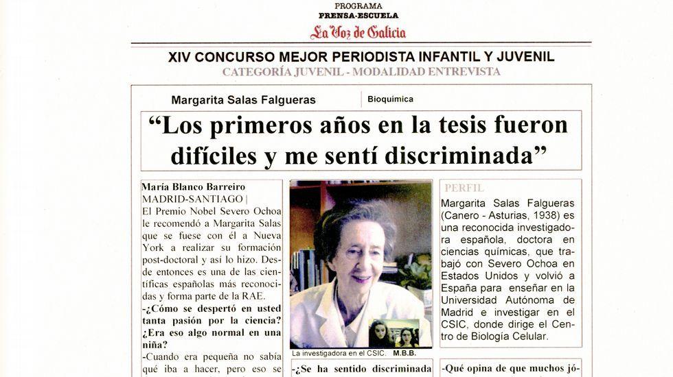 La colección municipal gijonesa: mucho más que pintura.El neurólogo asturiano Juan Fueyo publica su primer libro «Exilios y odiseas. La historia secreta de Severo Ochoa»