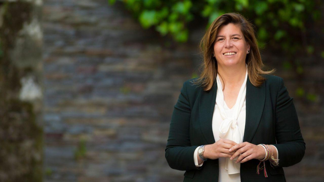 Cecilia Vázquez, portavoz del PP en Betanzos, preguntará por el caso de la zodiac en el pleno del día 27 de julio.Ambulancia en el Hospital Universitario A Coruña (Chuac)