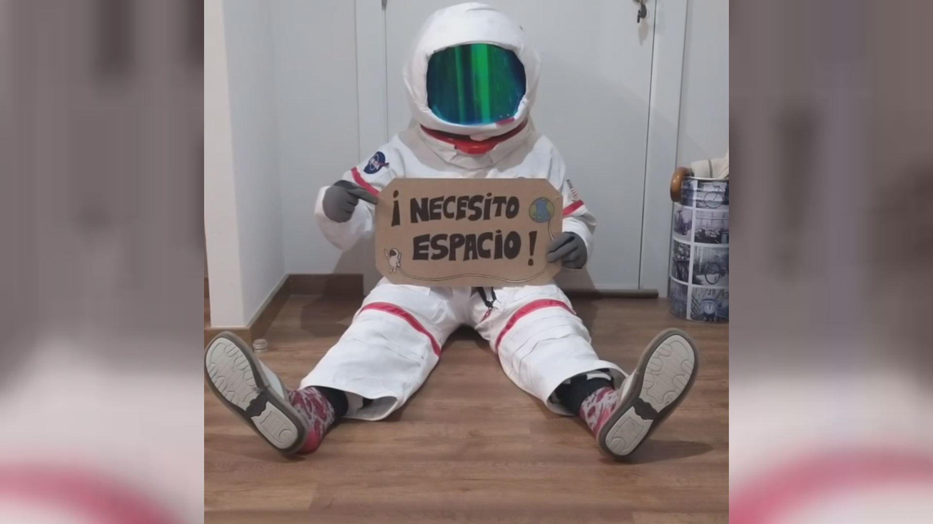 «Necesito espacio»