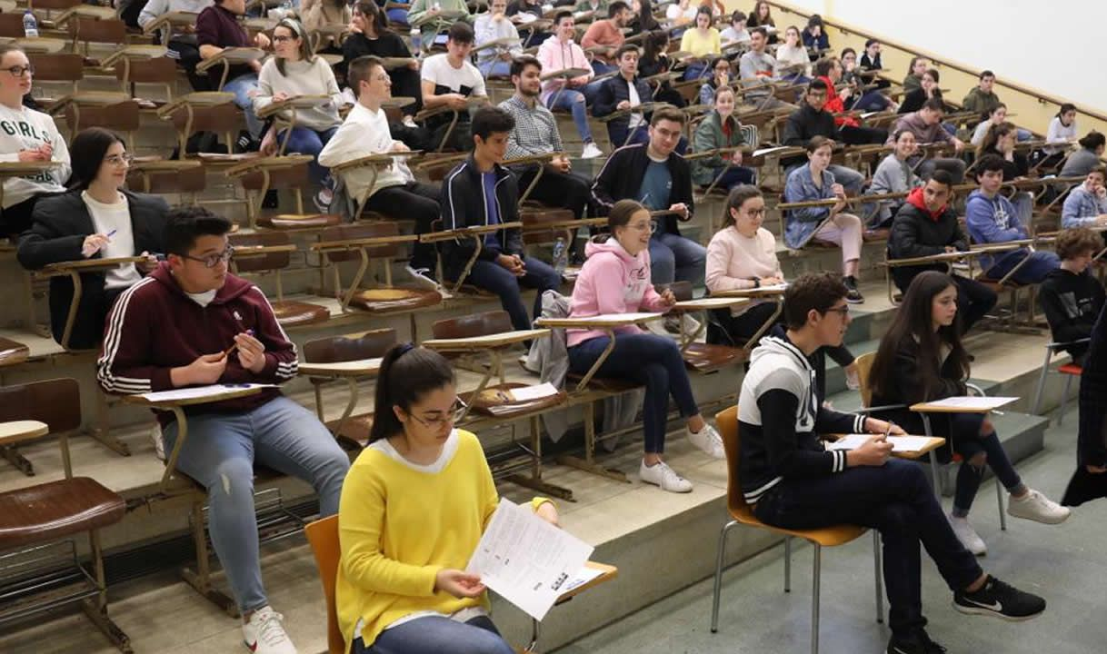 Instrucciones y consignas sobre cómo realizar el examen