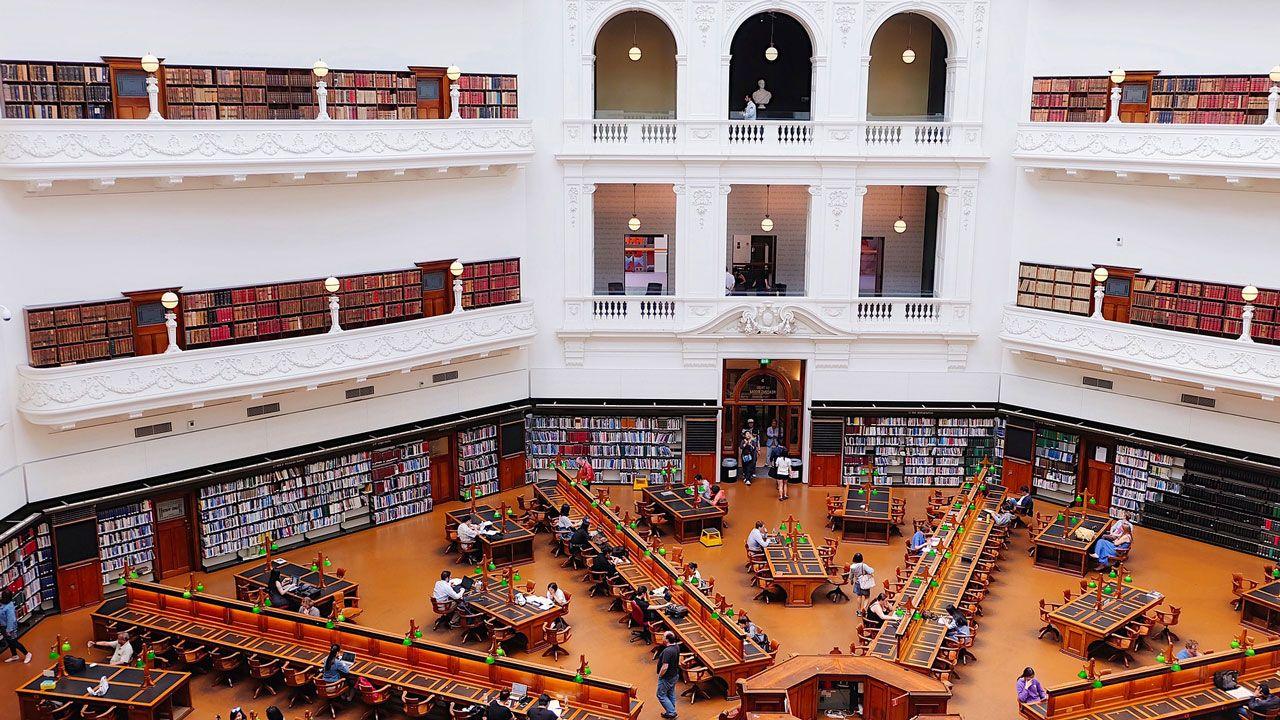 Biblioteca estatal