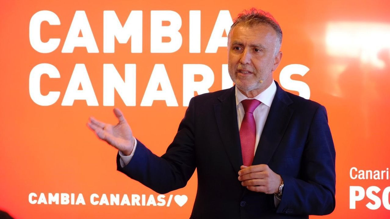 El socialista Ángel Víctor Torres será el nuevo presidente de Canarias