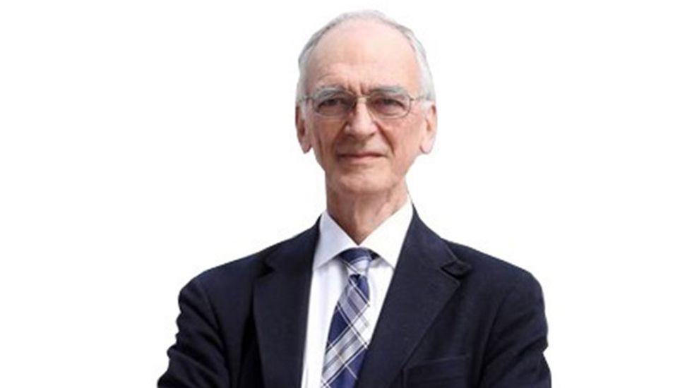 El neumonólogo asturiano Jaime Martínez González del Río