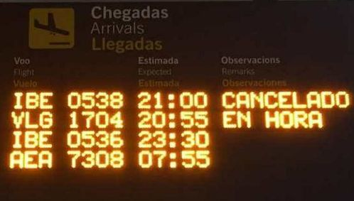 El colapso en Madrid llega a los hospitales, con centros completamente bloqueados.Aeropuerto de Barajas, en Madrid.