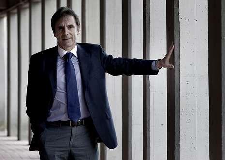 Isidoro Hornillos, presidente de la federación de atletismo, estará en la gala en Monforte.